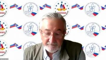 Международная видеоконференция домов дружбы России, Казахстана, Кыргызстана, Узбекистана