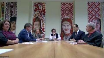 Расширенное заседание Президиума Совета Ассамблеи народов России и Ассамблеи народов Удмуртии